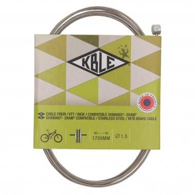Câble de Frein TRANSFIL VTT K.BLE INOX Shimano/Sram