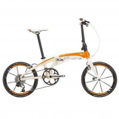 Bicicleta Dobrável TERN VERGE X10 Laranja/Branco