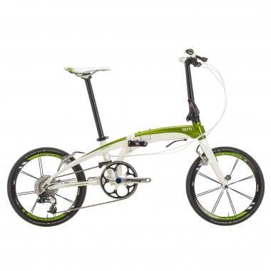 Vélo Pliant TERN VERGE X10 Vert/Blanc