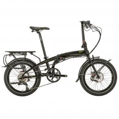 Bicicleta plegable TERN VERGE TOUR Verde/Negro