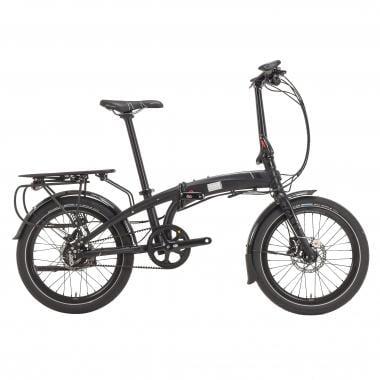 Vélo Pliant TERN VERGE S8i Gris/Noir