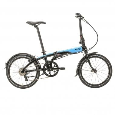 Vélo Pliant TERN LINK D8 Bleu/Noir