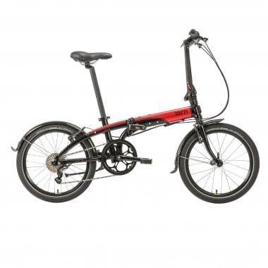 Bicicleta plegable TERN LINK D8 ANDROS Rojo/Negro
