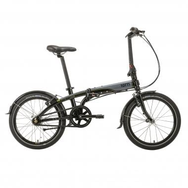 Bicicleta plegable TERN LINK D7i ANDROS Gris/Negro