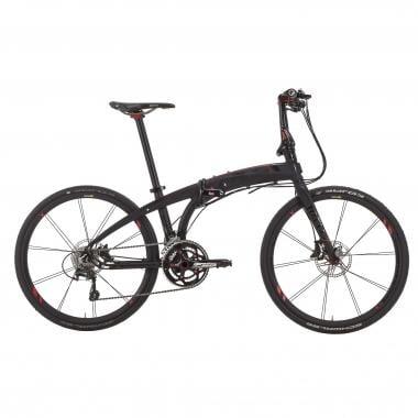 Bicicleta plegable TERN ECLIPSE X22 Negro/Rojo