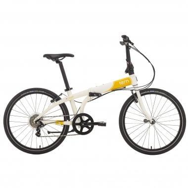 Vélo Pliant TERN NODE D8 Jaune/Blanc