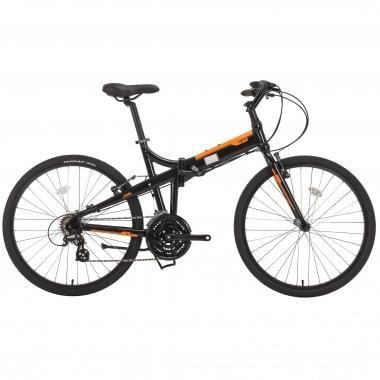 Bicicleta plegable TERN JOE C21 Negro/Naranja