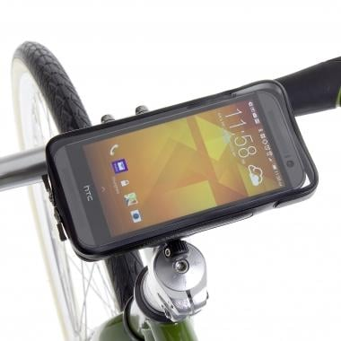 Support Smartphone BIOLOGIC BIKE MOUNT WEATHERCASE XL Samsung S5/HTC One M8