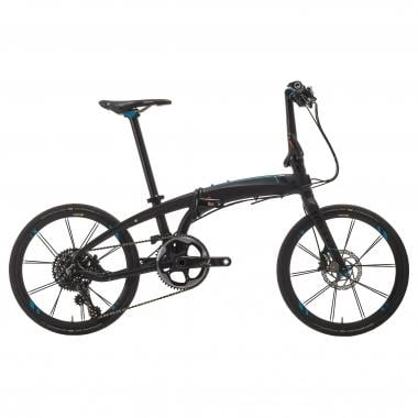 Vélo Pliant TERN VERGE X11 Noir