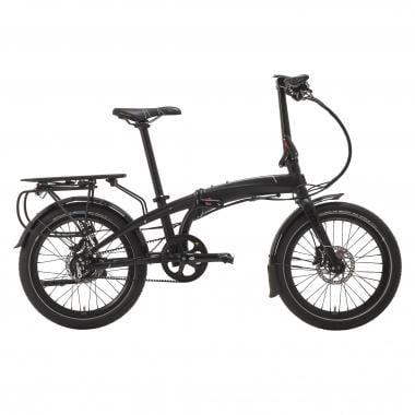 Bicicleta plegable TERN VERGE S8i Negro