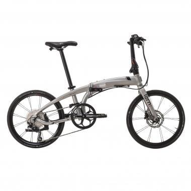Vélo Pliant TERN VERGE P10 Gris Clair
