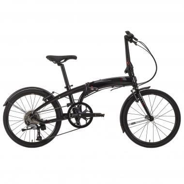 Bicicleta plegable TERN VERGE D9 Negro
