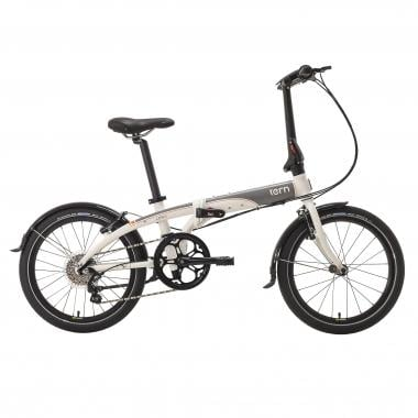 Bicicletta Pieghevole TERN LINK D8 ANDROS Bianco