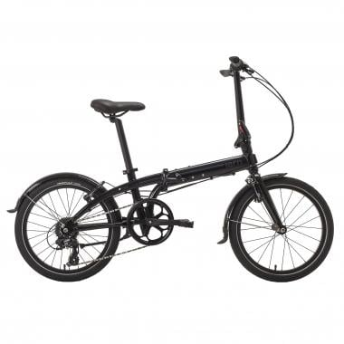 Bicicleta plegable TERN LINK C8 Gris/Negro