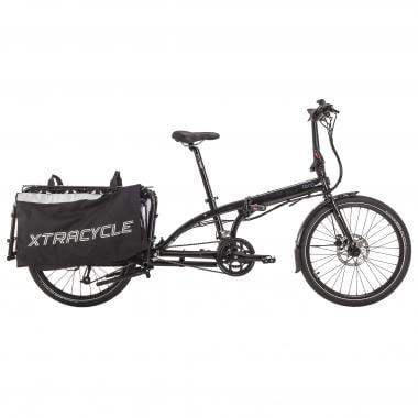 Bicicleta plegable TERN CARGO NODE Negro