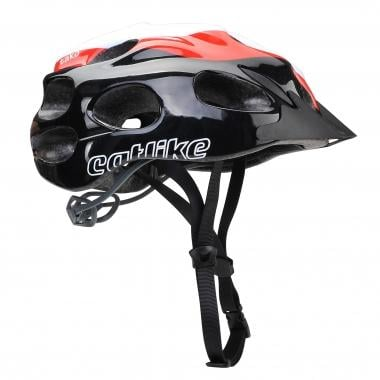 CATLIKE TAKO Helmet Black/Red/White