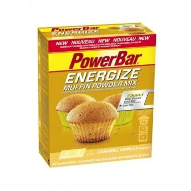 Pastel energético POWERBAR ENERGIZE MUFFIN (400 g)