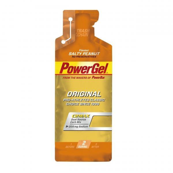 POWERBAR POWERGEL ORIGINAL FRUIT Energy Gel (41 g) - Probikeshop