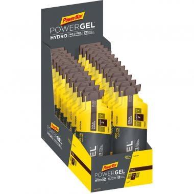 Pack de 24 Gels Énergétiques POWERBAR POWERGEL HYDRO CAFFEINE COLA Sans Gluten (67 ml)