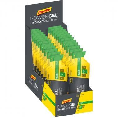 Pack de 24 Gels Énergétiques POWERBAR POWERGEL HYDRO MOJITO Sans Gluten (67 ml)