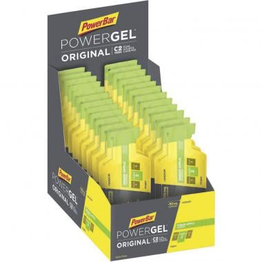 Pack de 24 Gels Énergétiques POWERBAR POWERGEL ORIGINAL (41 g)