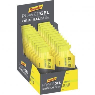 Pack de 24 Gels Énergétiques POWERBAR POWERGEL ORIGINAL FRUIT (41 g)