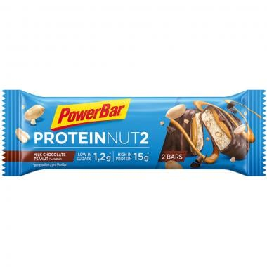 Barre de Récupération POWERBAR PROTEIN NUT2 LOW SUGAR (45 g)