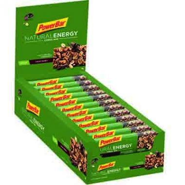 Pack de 24 Barres Énergétiques POWERBAR NATURAL ENERGY (40 g)