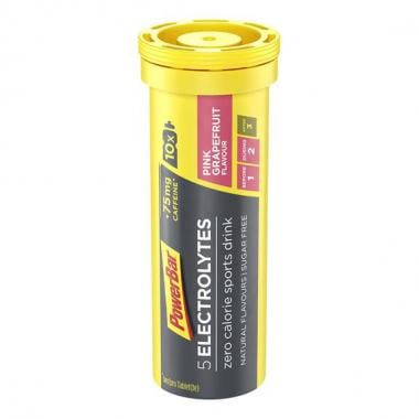 Boisson Anticrampe POWERBAR 5 ELECTROLYTES (Tube de 10 Pastilles)