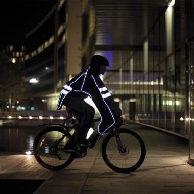 Poncho reflectante RFX CARE