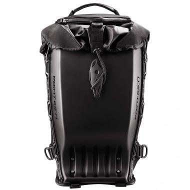 Mochila con dorsal integrada POINT65N BOBLBEE GT 20 L Negro mate