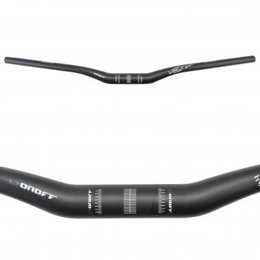 Manubrio ONOFF STOIC CARBON UD 1.0 Rise 25 mm 31,8/780 mm