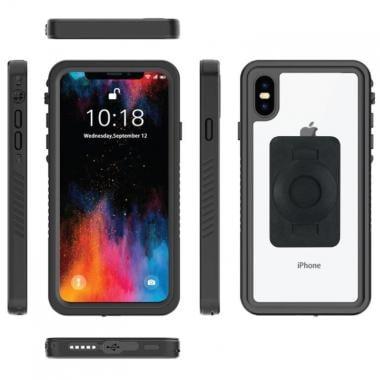 Coque TIGRA SPORT FITCLIC NEO ETANCHE pour iPhone XS Max