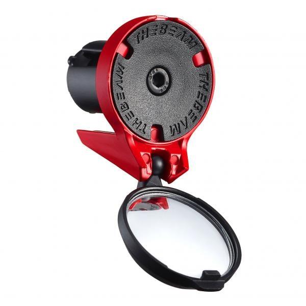 Lot de 2/Miroir R/étroviseur panoramique V/élo V/élo r/églable Miroir de 3/couleur avec outil