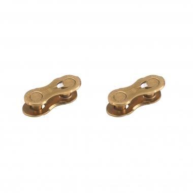 Attaches Rapides KMC 11V Gold (x2)