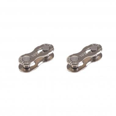 Elos Rápidos KMC 10V Silver (x2)