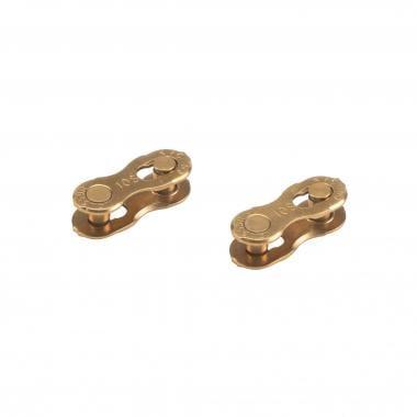 Attaches Rapides KMC 10V Gold (x2)