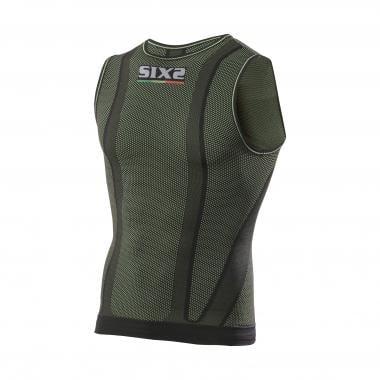 Sous-Vêtement Technique SIXS SMX Sans Manches Noir/Vert