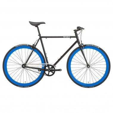 Vélo Fixie PURE FIX CYCLES ORIGINAL BRAVO Noir/Bleu