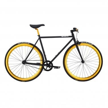 Bicicletta Fixie PURE FIX CYCLES ORIGINAL INDIA Nero/Oro
