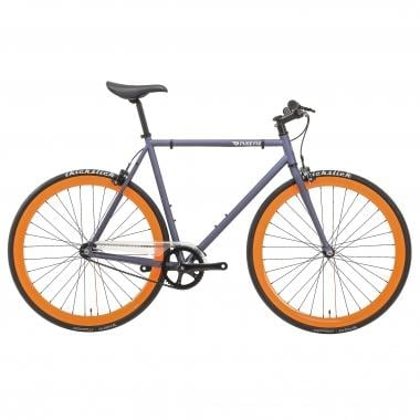Bicicletta Fixie PURE FIX CYCLES ORIGINAL PAPA Grigio/Arancione