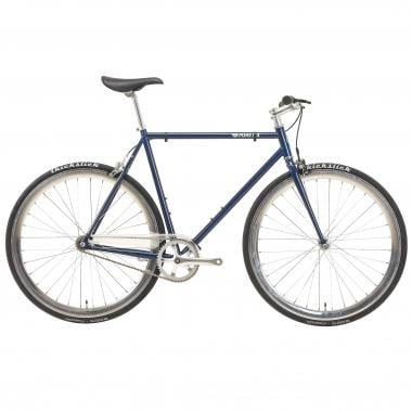 Vélo Fixie PURE FIX CYCLES ORIGINAL NOVEMBER Bleu/Argent