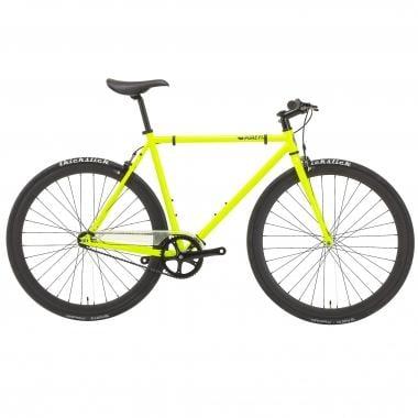 Bicicleta Fixie PURE FIX CYCLES GLOW KILO Amarillo fluorescente/Negro