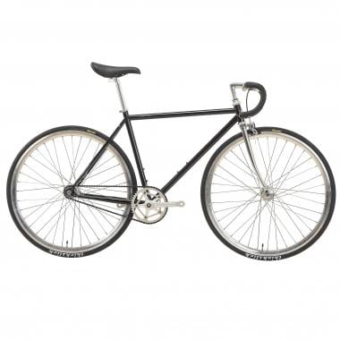 Vélo Fixie PURE FIX CYCLES PREMIUM COOLIDGE Noir/Argent