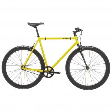 Vélo Fixie PURE FIX CYCLES ORIGINAL UNIFORM Jaune
