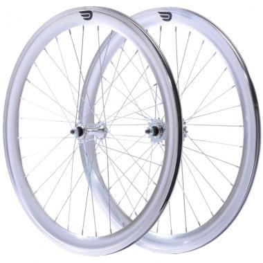 Par de ruedas PURE FIX CYCLES 700C 50 mm Aluminio