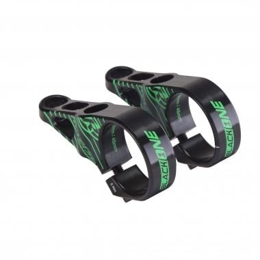 Attacco REVERSE COMPONENTS BLACK ONE 0° Direct Mount Nero/Verde