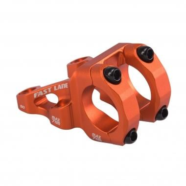 Potence REVERSE COMPONENTS FAST LANE 15° Direct Mount Orange