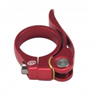 Collier de Selle REVERSE COMPONENTS LONG LIFE Serrage Rapide 34,9 mm