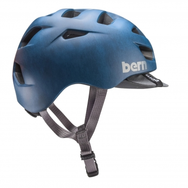Casco BERN ALLSTON Azul